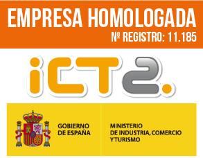 Empresa homologada ICT2 en Cantabria